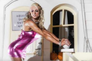 Lorena Iñarra dice: ¡Todas al Suelo para elevar los Glúteos!