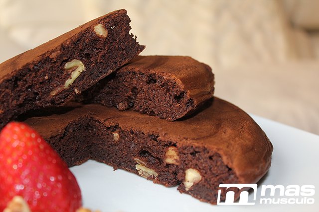 8-Brownie-fitness-a-la-sartén