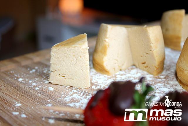 12-mini-cheesecake-al-microondas-saludable